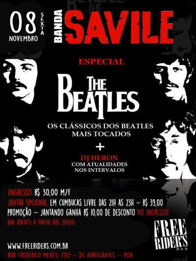 saville especial beatles 08-11